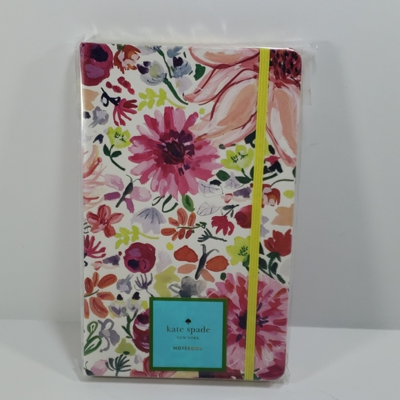kate spade Other - Kate spade Take Note Large Notebook Dahlia
